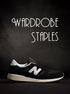 size 40 31841 dc756 New Balance 420  Black White New Balance 420, Black White, Black And
