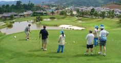 Explore Your Holidays With Phuket Golf Courses In Thailand