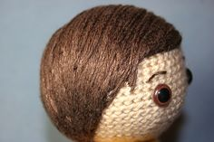 I wanted to share how I make the hair for my amigurumi. I always wished that someone had shared this information when I was first getting started, and I searched high and low for a couple of months before deciding...