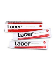 Pasta dental Lacer duplo 125ml