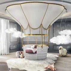 Fancy - Fantasy Air Balloon Sofa Bed