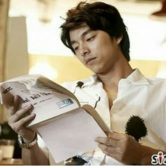 Gong yoo ❤ coffee prince