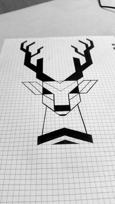 Cerf, Deer,