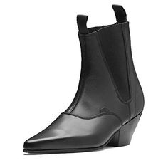 UNDERGROUND Fred Beatle Boots With Cuban Heels - 9 US Und…