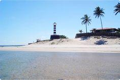 Praia Pontal, Coruripe, Alagoas