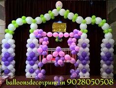 Mickey Minnie Theme Balloons Decoration Balloons Decor Pune