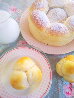 Mexican Sweet Breads, Mexican Food Recipes, Sweet Recipes, Bread Bun, Pan Bread, Cookie Desserts, Healthy Desserts, Sweet Dough, Sweet Little Things