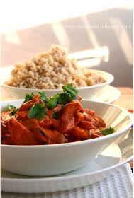Mausteinen Manteli: Butter chicken, voikana, Murgh makhani Butter Chicken, Ethnic Recipes, Food, Essen, Meals, Yemek, Eten