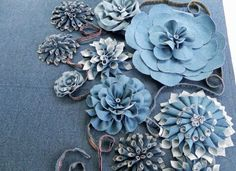'Denim Blue Jeans' Inspiration, Part 1 – Take a beloved classic and give it a twist! – MISS PARTY