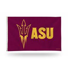 New! Arizona State Sun Devils 3ft x 5ft Banner Flag #ArizonaStateSunDevils