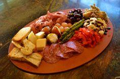 Paradise Platter - the true taste or utopia!