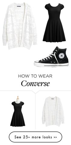 """Birthday outfits "" by duhitsjazzy on Polyvore featuring Violeta by Mango, eShakti and Converse"