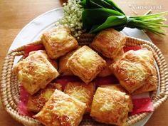 Pikantné oškvarkové kúsky (fotorecept) - Recept