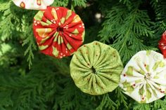 Your place to buy and sell all things handmade Fabric Christmas Decorations, Christmas Tree Garland, Christmas Colors, Christmas Activities For Kids, Kids Christmas, Handmade Christmas, Merry Christmas, Holiday Crafts, Holiday Ideas