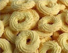 Biscoitinho doce de maizena que derrete na boca | Alergia a leite