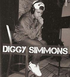 Diggy Simmons