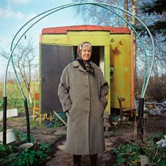 LensCulture - Contemporary Photography Plane Watchers: Evicted in Estonia Photographs by Annika Haas