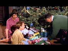 BEWITCHED: A Vision Of Sugar Plums ( Christmas Special) 1.15    Original Air Date: 24 December 1964  The Kravitzes and Stephens participate in a program that allows orphaned children to stay with adults for the holidays.