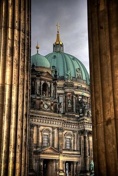 crescentmoon06:  Berlin Cathedral, Berlin, Germany