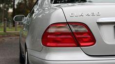 Mercedes Benz CLK 430 V8