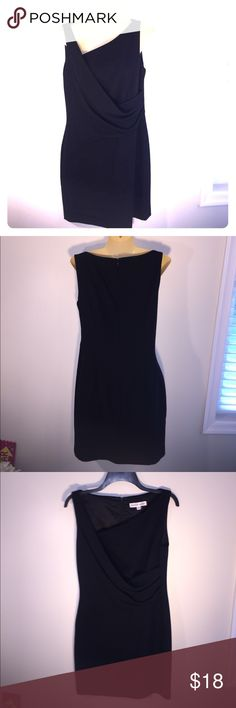 Hannah Hardy SZ 8 Fully Lined Little Black Dress Hannah Hardy Size 8 Fully Lined Little Black Dress Dry Clean Only Hannah Hardy Dresses Midi