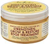Win a hair care giftcard: http://dealz.space/bath-and-body-coupon SheaMoisture Jamaican Black Castor Oil Strengthen Grow & Restore Edge Treatment 4 Ounce fast shipping