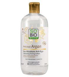SO Bio Etic - Água micellar Précieux Argan