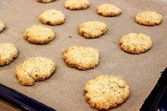 Zuckerfreie Haferflocken-Kekse - Die Kleinschmeckerin