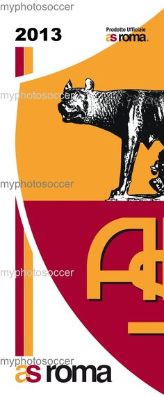 """#myphotosoccer, #calendar, #asroma, #roma - Color your 2013 red and yellow with calendar """"2013 giallorosso"""" Switch 365 days together with your samples of Rome. Inside the best pictures of the players and excited!         Product that you can buy exclusively and only on the site www.myphotosoccer.it"""