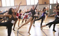 Will miss you, Bunheads.