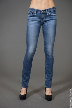 AG Adriano Goldschmied Stilt Straight Leg Jean $210.00 #scottsdalejeanco #sjc #fall fashion