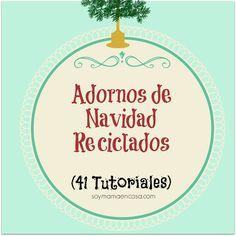 adorno navidad, manualidad niño, christma, para navidad