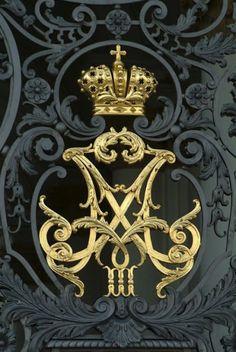 Sankt Petersburg - Rosja wejście do pałacu
