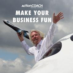 """A business has to be involving, it has to be fun, and it has to exercise your creative instincts. Business Coaching, Richard Branson, Business Inspiration, Success Quotes, Dream Big, Challenges, Love You, Inspirational Quotes, Exercise"