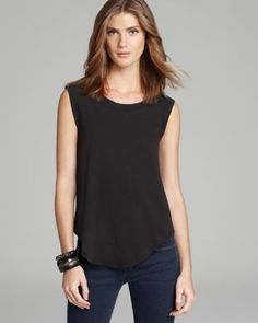 ALTERNATIVE Tee - Sleeveless | Bloomingdale'sm lounging to layering, this ALTERNATIVE tee is a basic with endless possibilities. Crewneck, sleeveless, rounded hem Cotton Machine wash