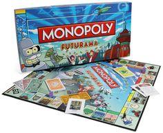 Futurama Monopoly – Good news, everyone!