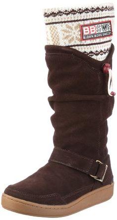 Björn Borg Footwear Watson 03 1141077903, Damen Stiefel, Braun (Dark Brown 2200), EU 38 - http://on-line-kaufen.de/bjoern-borg-footwear/38-eu-bjoern-borg-footwear-watson-03-1141077903