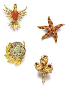 jean schlumberger jewelry | ... JEAN SCHLUMBERGER, TIFFANY & CO. | Jewelry Auction | Tiffany & Co