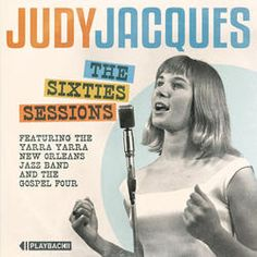 Judy Jacques - The Sixties Sessions