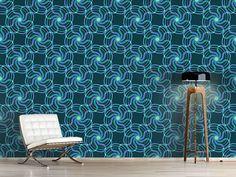 Design #Tapete Medusas Sternenwirbel