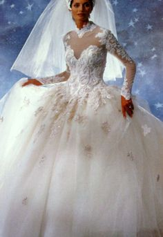 I am back with yet another cool assemblage of wedding dresses eve of milady! Today I am presenting to you quite a different yet unique collection of 1980s Wedding Dress, Eve Of Milady Wedding Dresses, Gorgeous Wedding Dress, Wedding Gowns, Wedding Bells, Vintage Gowns, Vintage Bridal, Fairytale Gown, 1980s Dresses