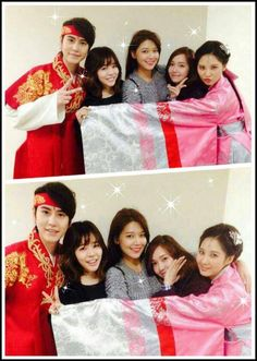 Seohyun And Donghae