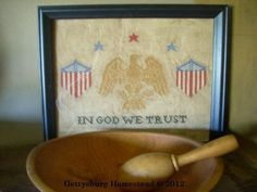 Gettysburg Homestead: Cross Stitch Patterns