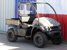 New 2016 Kawasaki Mule 610 4x4 XC Camo ATVs For Sale in Texas. 2016 Kawasaki Mule 610 4x4 XC Camo, 2015 Kawasaki Mule 610 4x4 XC Camo The MULE 610 4x4 XC Camo side x side is an easy to manage, compact vehicle that offers the capability to get through some serious terrain. Features may include: 401cc air-cooled, four-stroke Selectable 2WD or 4WD with dual-mode rear differential Continuously Variable Transmission (CVT) w/ HI/LO ranges Capable of hauling up to 400 lbs. (steel cargo bed) and…