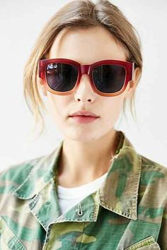 Becker Square Sunglasses