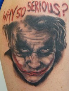 joker tattoos - Bing Images