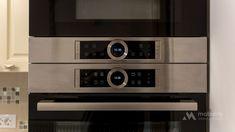 Mobila bucatarie clasica L-Shape - Mobila la comanda MOBIERA Iasi Wall Oven, Kitchen Interior, Kitchen Appliances, Home, Cooking Ware, Home Appliances, House, Ad Home, Homes