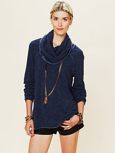 2012 - Cocoon Pullover