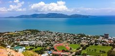 Magnetic Island from Castle Hill, Townsville, Queensland, Australia - 2010 #vaas8790 #townsville #thisisqueensland #queensland #castlehill #northqueensland #magneticisland #townsvilleshines #australia