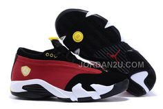 http://www.jordan2u.com/cheap-air-jordan-14-gs-low-nba-2k16-red-black-white-online.html CHEAP AIR JORDAN 14 GS LOW NBA 2K16 RED BLACK WHITE ONLINE Only 84.19€ , Free Shipping!